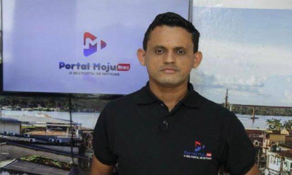 Em Moju, jornalista sofre atentado a tiros