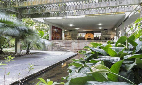Sítio Burle Marx, no Rio, é reconhecido como Patrimônio Mundial da Unesco