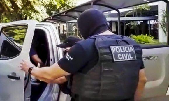PC-PA cumpre mandado de prisão contra mais um alvo da 'Operação Boca da Cobra'