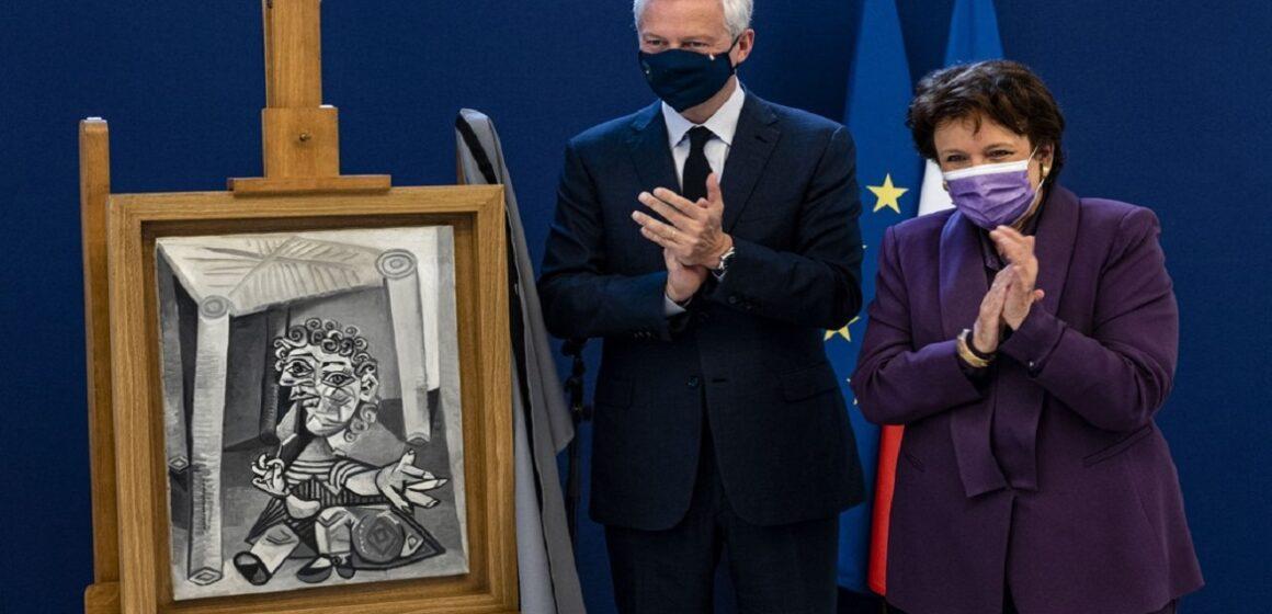 Museu da França recebe da filha de Picasso a doação de nove obras do pai