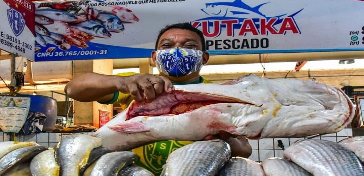 Prefeitura de Ananindeua anuncia auxílio emergencial para feirantes que vendem pescado