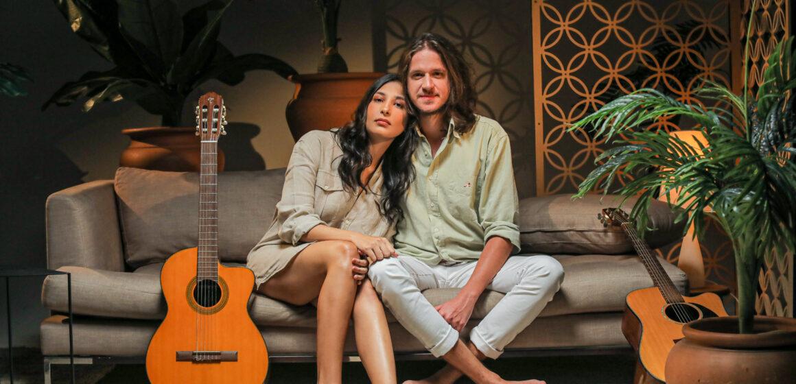 Em parceria inédita, Bruna Magalhães e Rubel lançam canção autoral 'No teu pescoço'