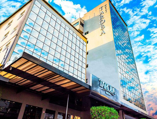 Hotel em Foz do Iguaçu é o pioneiro em adotar a energia sustentável