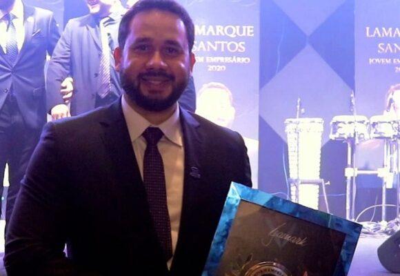 Em Belém, festa Conjove/ACP entrega título de Jovem Empresário do Ano