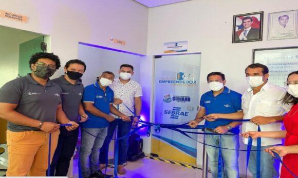 Sebrae inaugura sala do empreendedor em Conceição do Araguaia e Cumaru do Norte