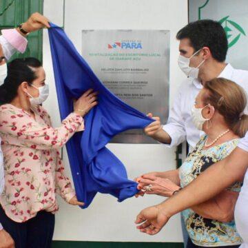 Governo do Pará entrega, em Igarapé-Açu, escritório da Emater e 144 títulos de terra