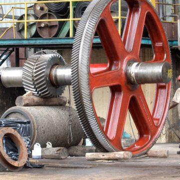 Faturamento da indústria de transformação recua 3,4% em agosto