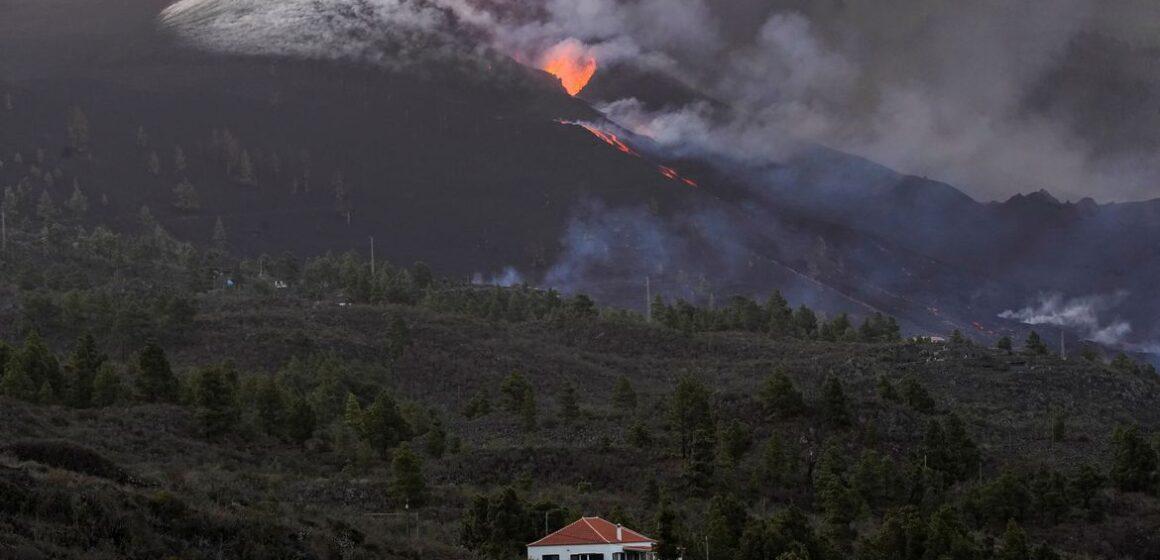 La Palma registra tremor de magnitude 4,5; o maior até agora