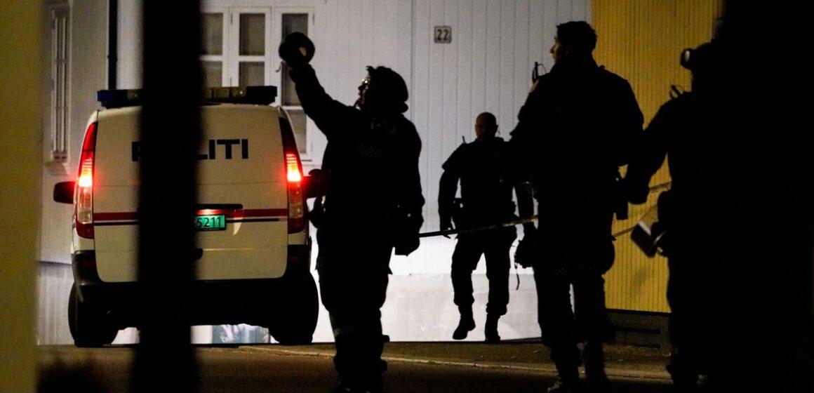 Polícia norueguesa investiga assassinato de cinco pessoas em Kongsberg