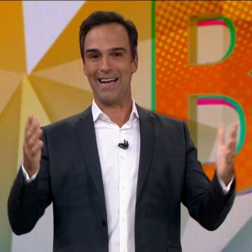 BBB22 terá Tadeu Schmidt como apresentador