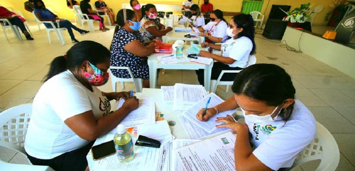 Em Barcarena, comitiva do Bolsa Família vai ao encontro das comunidades