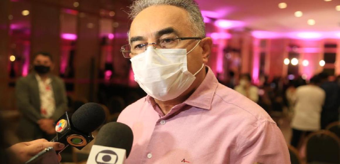 Indicadores do prefeito Edmilson Rodrigues são positivos, segundo o boletim médico