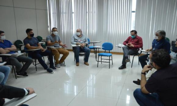 Protocolos para retomada de eventos em Belém são discutidos em reunião