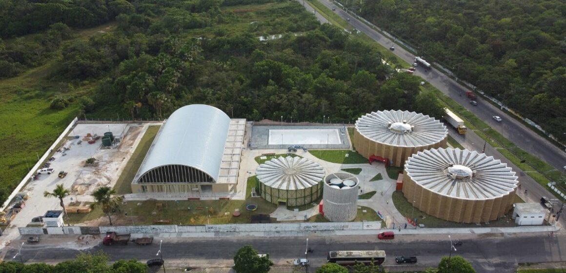 Será apresentado à imprensa o projeto Usina da Paz do Icuí-Guajará
