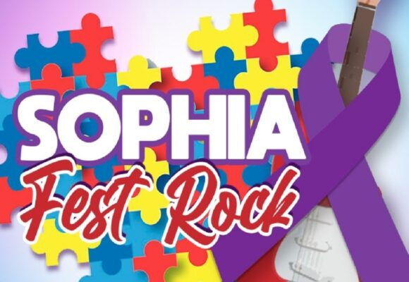Show beneficente para ajudar Sophia