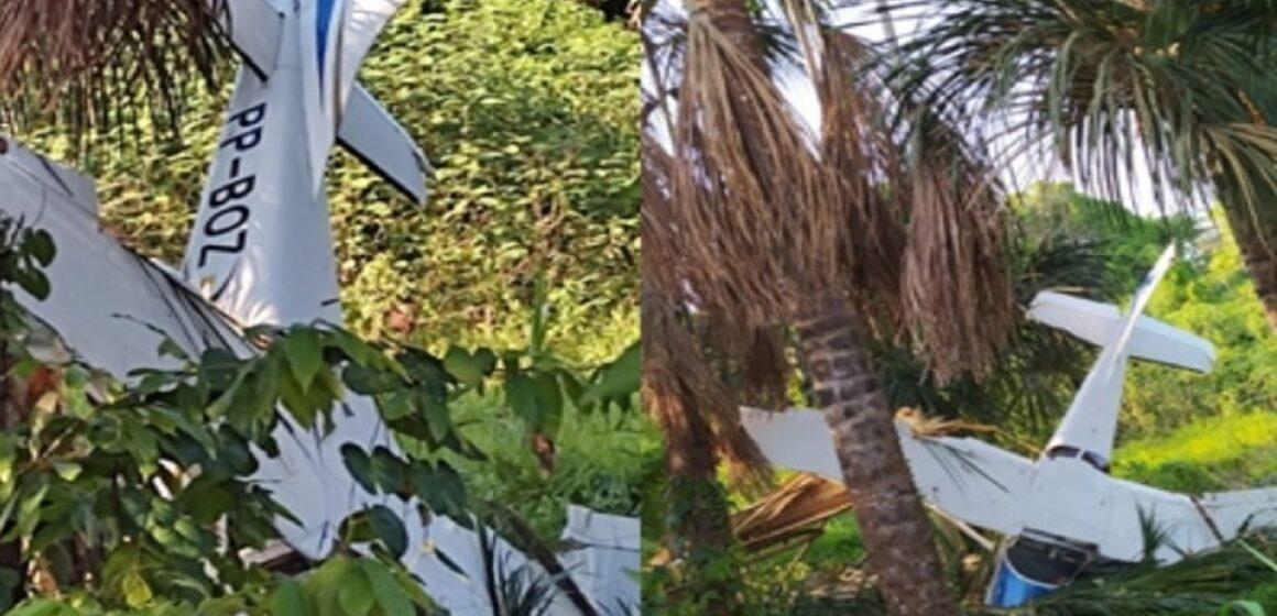 Itaituba: avião monomotor cai em distrito da cidade