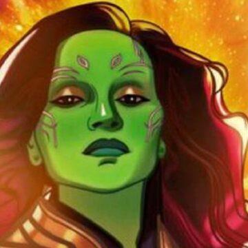 What If…? : Gamora é destaque do pôster do último episódio da temporada