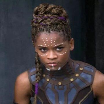 Atriz fez pregação antivacina no set de 'Pantera Negra 2', diz revista