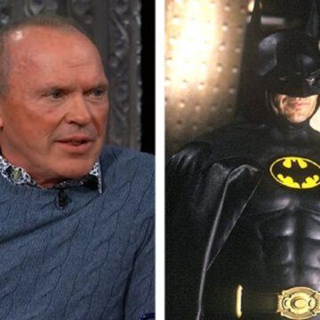 Michael Keaton diz que ainda cabe em uniforme de Batman após 30 anos: 'Esbelto como nunca'