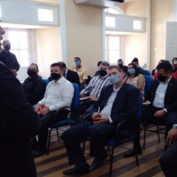 Seap e juiz de execução penal orientam custodiados para o regime aberto
