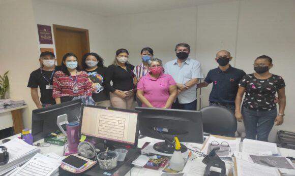 """Seap: campanha """"Outubro Rosa"""" promove conscientização entre os servidores"""